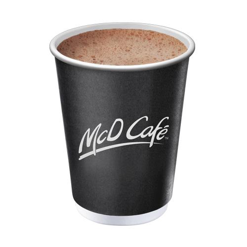 McDonalds Menüsü