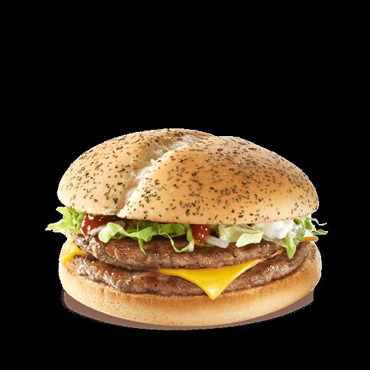 Double Köfte Burger